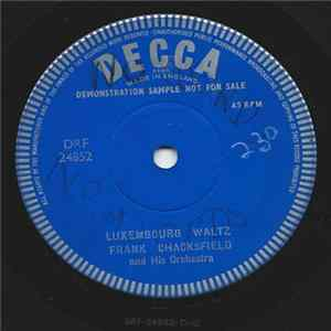 Frank Chacksfield And His Orchestra - Luxembourg Waltz