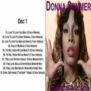 Donna Summer - The Disco Collection