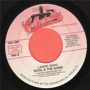 Kool & The Gang - Ladies Night / Too Hot