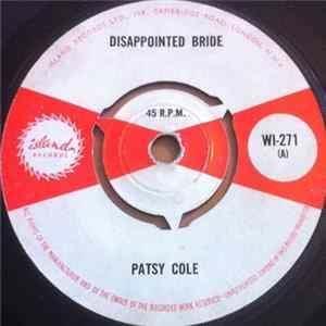 Patsy Cole / Earl Bostic - Disappointed Bride / Honeymoon Night