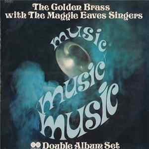 Don Lusher Quartet With Laura Lee , The Golden Brass With The Maggie Eaves Singers - Music Music Music