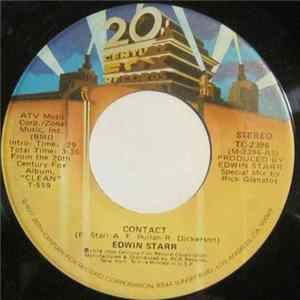Edwin Starr - Contact / Don't Waste Your Time