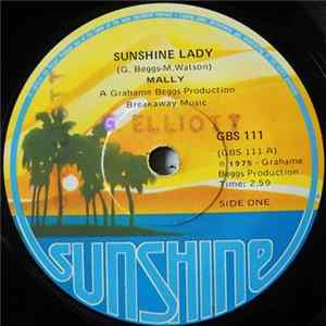 Mally - Sunshine Lady / That Sunshine Lady Again