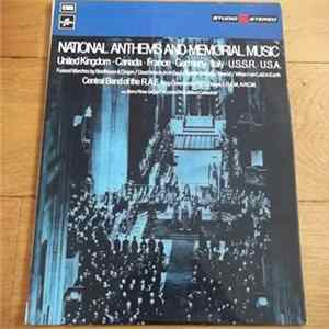 The Central Band Of The Royal Air Force - National Anthems And Memorial Music