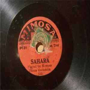 Mimosa Military Band - Sahara / Under The Double Eagle